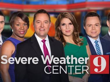 WFTV Severe Weather Center 9 Tweets
