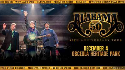 50th Anniversary Tour Tickets