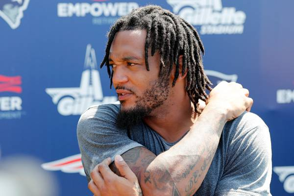 Former Patriots safety Patrick Chung facing assault, battery charges