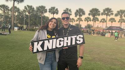 UCF Tailgate Concert Series 11.29.19
